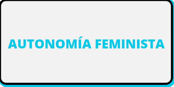 Autonomía Feminista